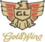"""""""1500 Logo"""" mit Schriftzug """"Goldwing"""""""