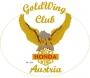 """Adler + Schriftzug """"Goldwing Club Austria"""""""