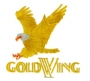 Adler mit Goldwing vorne links