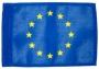 Bootsflagge EU 20x30cm