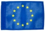 Bootsflagge EU 30x45cm