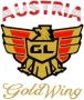 """1500 Logo"" mit Schriftzug ""Austria + Goldwing"""